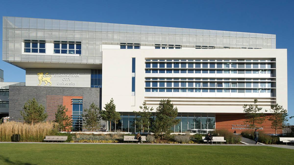 Study at Birmingham City University