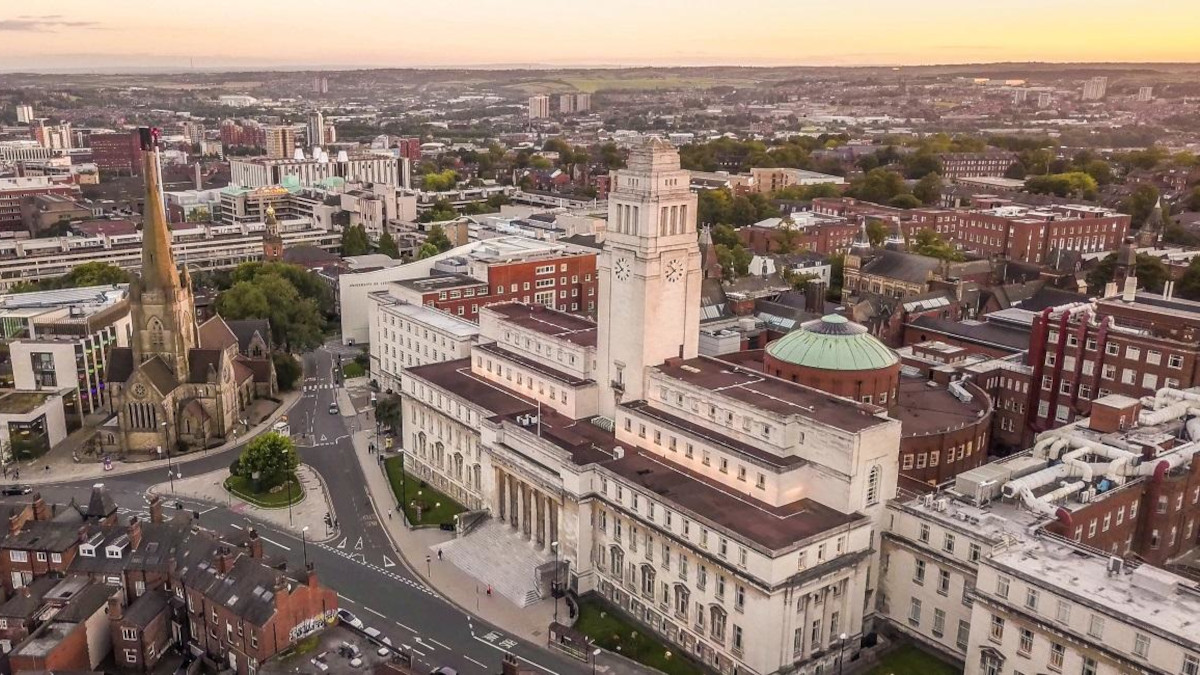 Study at the University of Leeds from India